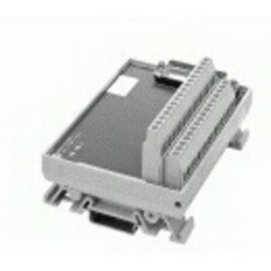 Allen-Bradley 1492-AIFM8S-3 Wiring Module, 8-Channel Isolated, Feed Through, 3 Terminals per