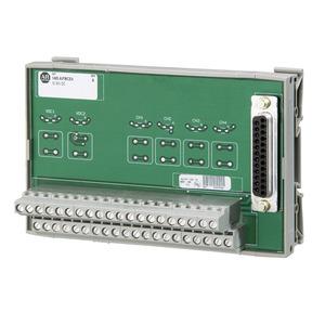 Allen-Bradley 1492-AIFMCE4 Wiring Module, High Speed Counter/Encoder, 2 Channel