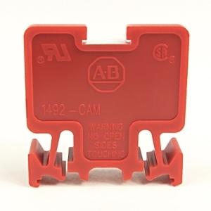 Allen-Bradley 1492-CAM1LRE TERMINAL BLOCK,RED