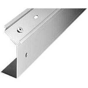 Allen-Bradley 1492-DR7 DIN Rail, Aluminum, Angled, 30%, Raised 35mm x 7.5mm x 71mm x 1m