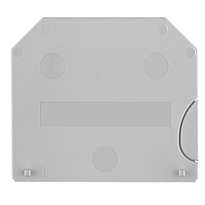 Allen-Bradley 1492-EBJ16 Terminal Block, End Barrier, Gray, for 1492-J16, J35