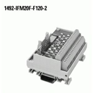 Allen-Bradley 1492-IFM20F-F120-2 Interface Module, Fusible, Digital, 20 Point, 120V AC/DC, BFI
