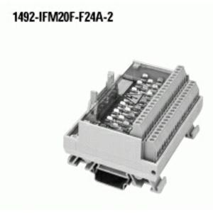 Allen-Bradley 1492-IFM20F-F24A-2 Interface Module, Digital, 20 Point, 24V AC/DC, Blown Fuse Ind.