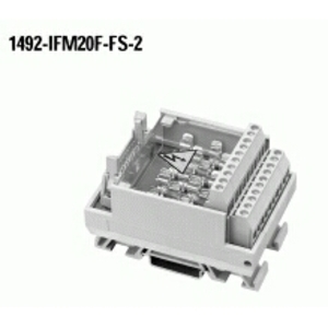 Allen-Bradley 1492-IFM20F-FS-2 20-POINT