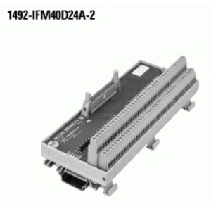 Allen-Bradley 1492-IFM40D24A-2 Interface Module, Digital, 40 Point, 24V AC/DC, LED Indicators