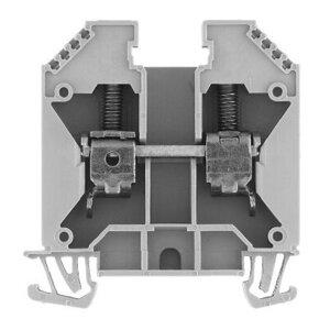 Allen-Bradley 1492-J16 Terminal Block, 85A, 600V AC/DC, Gray, 16mm, Feed Through