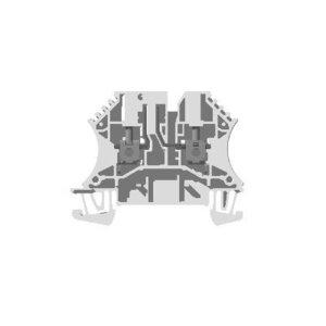 Allen-Bradley 1492-J3P Terminal Block, 20A, 600V AC/DC, Pluggable, Gray, 2.5mm