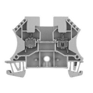 Allen-Bradley 1492-J4-OR Terminal Block, 35A, 600V AC/DC, Orange, 4mm, Feed Through
