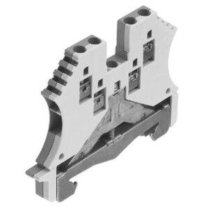 Allen-Bradley 1492-JG2Q Terminal Block, Grounding, Special, 22 - 14AWG, Green/Yellow, 1.5mm