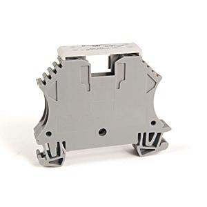 Allen-Bradley 1492-JTC3N Terminal Block, 2 Circuit, Thermocouple, Gray, 2.5mm