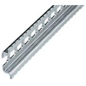 Allen-Bradley 1492-N22 DIN Rail, Rigid, 22.4mm x 6.9mm x 1m, (AB Rail)