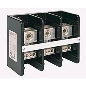 Allen-Bradley 1492-PD3113 Distribution Block, 310A, 600V AC/DC, 3P, Aluminum, 1 In/1 Out