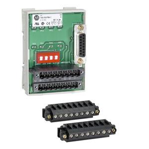 Allen-Bradley 1492-RAIFM4-3 Interface Module, Analog, 10VDC, Field Removable Terminal Block