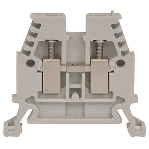 Allen-Bradley 1492-W3-W Terminal Block, 20A, 600V AC/DC, White, 2.5mm, Space Saver