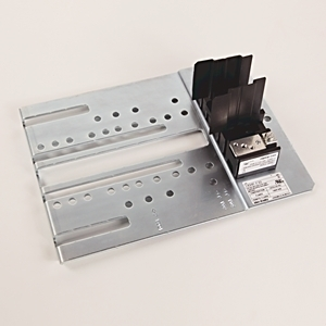 Allen-Bradley 1494F-F30 Disconnect Switch, Fuse Block Adapter Plate, Fixed Depth, 30A