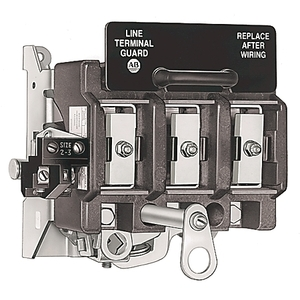 Allen-Bradley 1494R-N30 Disconnect Switch, Kit, Rotary, 30A, 600VAC, incl. Handle, Rod, Pin