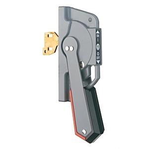Allen-Bradley 1494U-HM1 Disconnect Switch, Operating Handle, Painted Metal, NEMA 1/3R/4/12