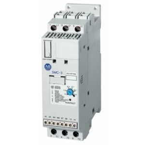 Allen-Bradley 150-C25NBD Motor Controller, Open Type, 25A, 480V, 3Phase,100 - 240V Coil