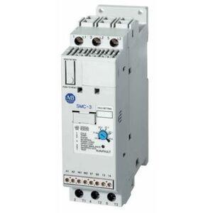 Allen-Bradley 150-C3NBD Motor Controller, Open Type, 3A, 480V, 3Phase,100 - 240V Coil