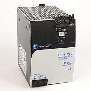 Allen-Bradley 1606-XLS480F Power Supply, 480W, 48 - 56VDC Output, 10A, 200 - 240VAC Input