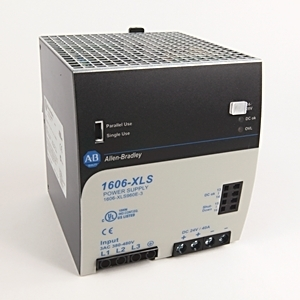 Allen-Bradley 1606-XLS960E-3 Power Supply, Switched Mode, 960W Output, 24-28 Output Voltage, 3P