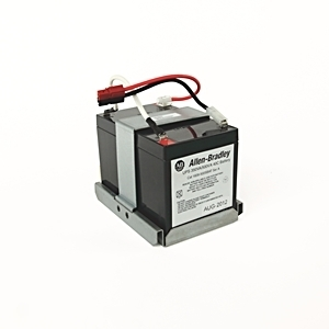 Allen-Bradley 1609-500SBAT Battery Replacement, 40D Celsius, 500VA (325W), for 1609-U UPS