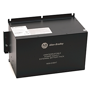 Allen-Bradley 1609-EXBAT Uninterruptible Power Supply, External Housing, for 1609-HBAT/SBAT