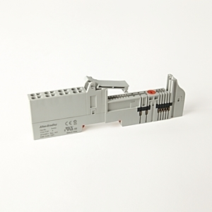 Allen-Bradley 1734-TOP Terminal Base, 1 Piece Mounting, 8 Screw Clamp Connections