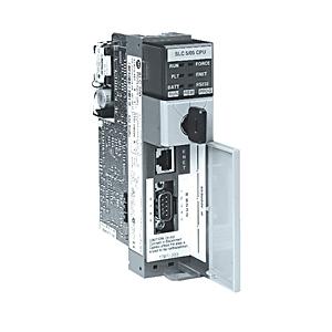 Allen-Bradley 1747-L551 Ethernet Processor, SLC5/05, Modular, 32KB, RS232, Chassis Mount