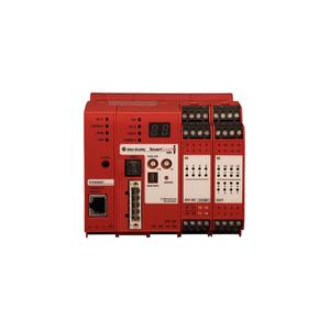 Allen-Bradley 1752-L24BBBE Controller, SmartGuard 600, Safety, 24VDC, EtherNet/IP