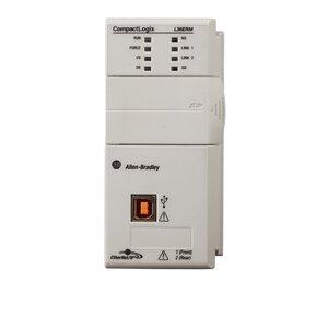 Allen-Bradley 1769-L33ER Controller, 2MB Memory, No Embedded I/O, 1769 Power Supply