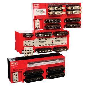 Allen-Bradley 1791DS-IB8XOBV4 I/O Module, Guard, 8 Input, 4 Dual Channel Output, 85ma, 24VDC