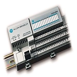 Allen-Bradley 1794-IA8I I/O Module, 8 Digital, Isolated Input, 120VAC