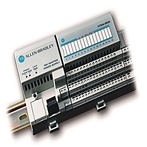 Allen-Bradley 1794-IF8IH I/O Module, 8 Isolated, Analog Input, 190mA, 24VDC, Hart Enabled