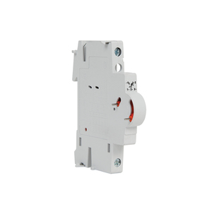 Allen-Bradley 189-AR3 Breaker, DIN Rail, Auxiliary Contact, 1NO/NC Contact, Side Mount