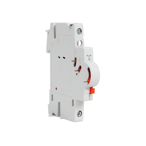 Allen-Bradley 189-ASCR3 Breaker, DIN Rail, Auxiliary Contact, 1NO/NC Contact, Side Mount