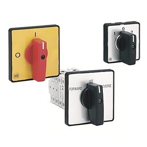 Allen-Bradley 194L-E25-1756 Disconnect Switch, Open, 25A, 690VAC, 6P, Door/Front Mount