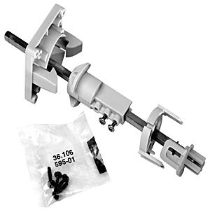 Allen-Bradley 194L-G3394 Shaft Extension, Metal, 230mm - 350mm, 194E-A