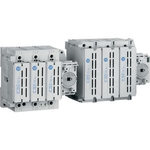 Allen-Bradley 194R-C30-1753-PYN1 Disconnect Switch, Fused, 30A, 600VAC, 250VDC, Rotary, Class CC