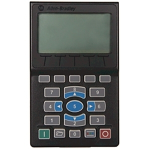 Allen-Bradley 20-HIM-A6 Human Interface Module, Enhanced LCD Display, Full Numeric Keypad