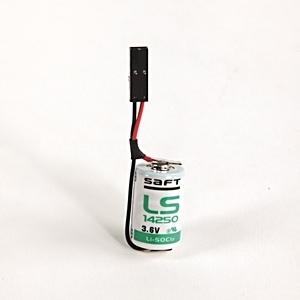 Allen-Bradley 2090-DA-BAT2 Battery, Saft Lithium, 3.6V, Coin Cell