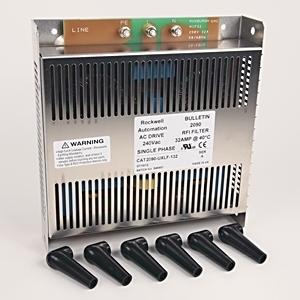 Allen-Bradley 2090-UXLF-HV323 Line Filter, 3 Phase, 500 - 520VAC