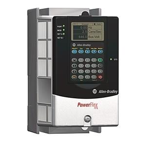 Allen-Bradley 20AD027C3AYNANC0 Drive, Adjustable Frequency, 27A, 15KW, 20HP, 480VAC