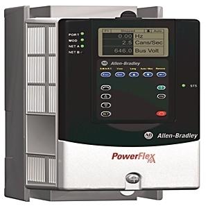Allen-Bradley 20AD3P4C3AYNNNC0 POWERFLEX 70