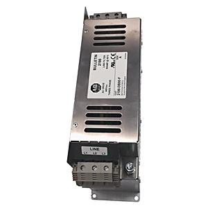 Allen-Bradley 2198-DB80-F AC Line Filter, 480VAC 3PH, 80A, for 2198-P141/P208 Drive
