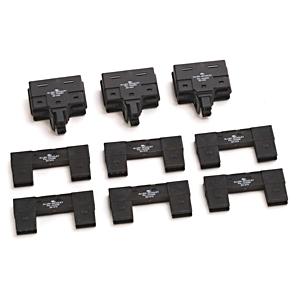 Allen-Bradley 2198-H040-AP-T Connector Kit, Busbar, Frame 1-2 Follower, 55mm x 6