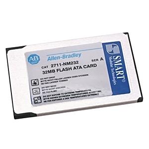 Allen-Bradley 2711-NM232 Memory Card, ATA Flash, 32MB
