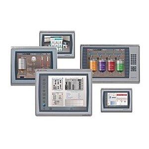 "Allen-Bradley 2711P-T15C22D9P Operator Interface, 15"" Color, Touch Screen, 24VDC, DLR Ethernet"
