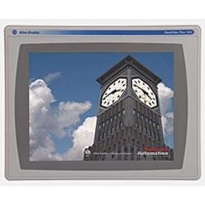 "Allen-Bradley 2711P-T15C4D8 Operator Interface, 15"", Color, Touch Screen, DC Power"