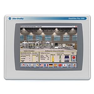 "Allen-Bradley 2711PC-T10C4D8 Operator Interface, 10.4"", Color Touch Screen, TFT, 24VDC"